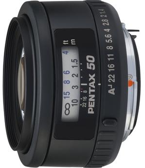 Pentax SMCP-FA 50mm f/1.4