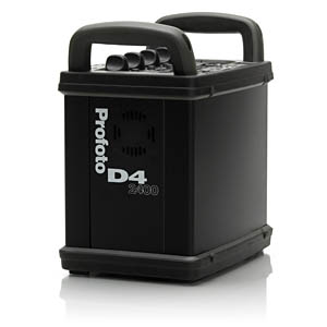 Profoto D4 2400 Ws Power Pack
