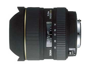 Sigma 12-24mm f/4.5-5.6 for Canon