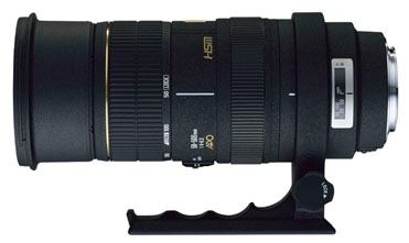 Sigma 50-500mm f/4-6.3 APO DG for Nikon