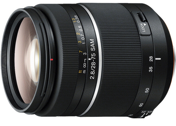 Sony 28-75mm f/2.8 Zoom Lens