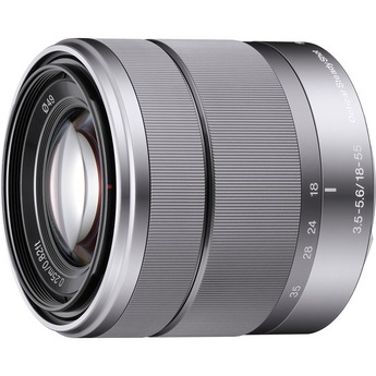 Sony E-Mount 18-55mm f/3.5-5.6