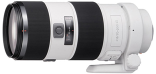 Sony 70-200mm f/2.8 G SSM