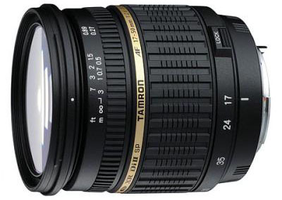 Tamron 17-50mm f/2.8 XR DiII for Nikon