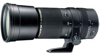 Tamron 200-500mm f/5-6.3 SP AF Di LD IF for Canon