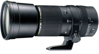 Tamron 200-500mm f/5-6.3 SP AF Di LD IF for Nikon
