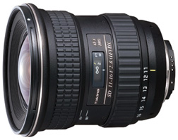 Tokina 11-16mm f/2.8 AT-X 116 Pro DX for Nikon