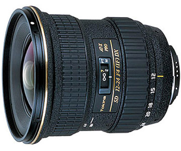 Tokina 12-24mm f/4 Pro for Canon