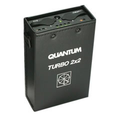 Quantum Instruments Turbo 2x2 Battery Pack
