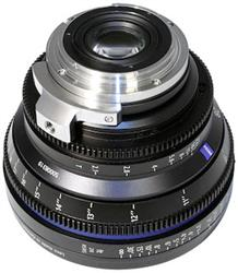 Zeiss Compact Prime CP.2 18mm/T3.6 ZF Nikon Mount