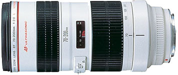 Canon EF 70-200mm f/2.8L USM