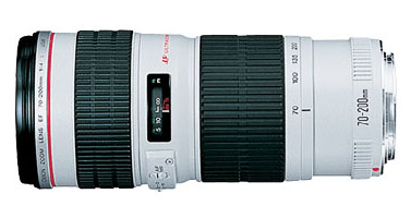 Canon EF 70-200mm f/4L USM