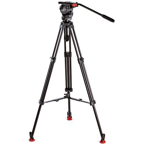 Image for product Sachtler-0742-FSB8T-Tripod-System-with-DA-75L-Tripod