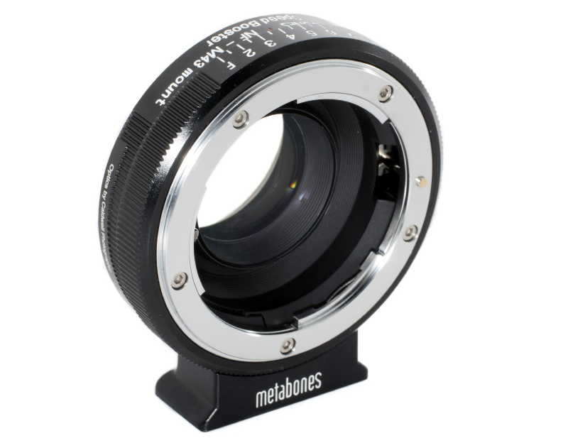 Image for product Metabones-Nikon-G-to-Micro-Four-Thirds-Speed-Booster