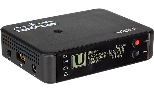 Image for product Teradek-VidiU-OnCamera-Wireless-Streaming-Video-Encoder