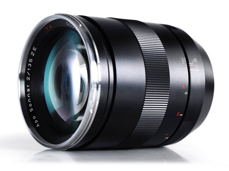 Image for product Zeiss-135mm-f2-Apo-Sonnar-T-ZE-Lens-for-Canon-EF-Mount