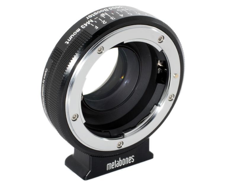 Metabones Nikon G to Micro 4/3 Speed Booster