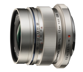 Image for product Olympus-12mm-f20-Lens-MZUIKO-WideAngle-for-Micro-Four-Thirds