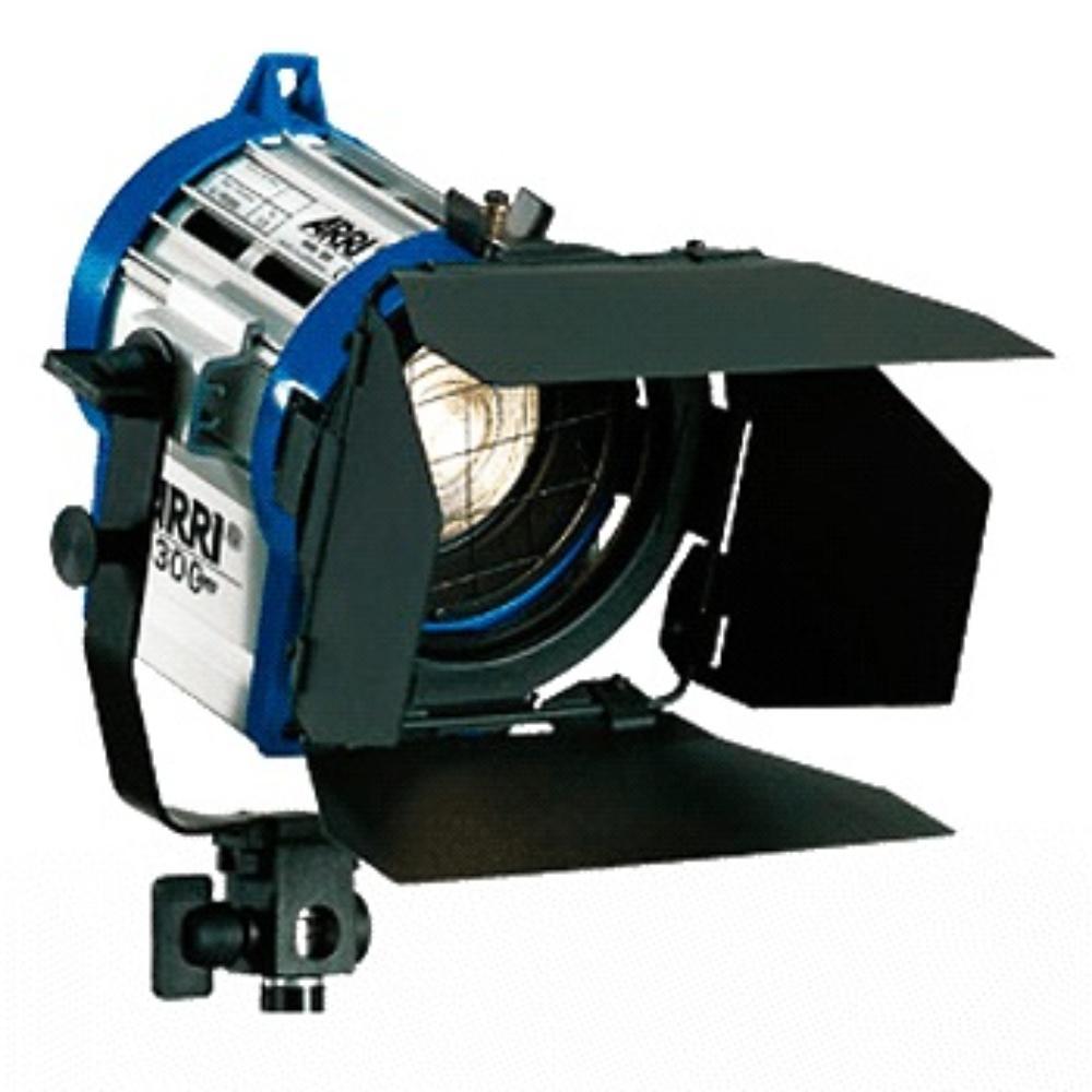 Arri 3Watt Plus Tungsten Fresnel - Filmtools