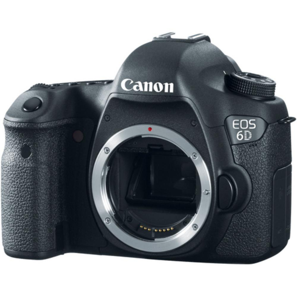 Canon EOS 6D DSLR Camera (Body)