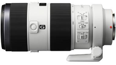 Sony 70-200mm f/2.8G SSM II Lens
