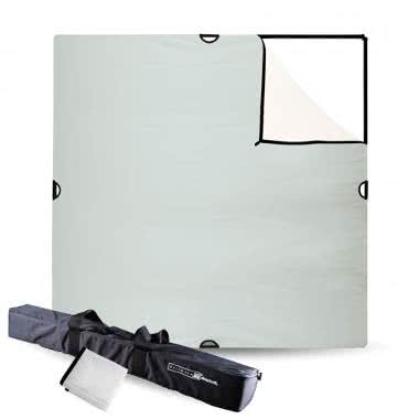 "Westcott Scrim Jim Reflector Kit 72""x72"""
