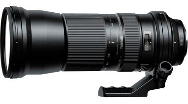 Tamron SP 150-600mm f/5.6-6.3 Di VC USD Lens for Canon
