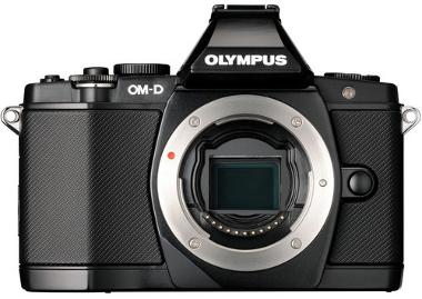 Olympus OM-D E-M5 Micro Four Thirds Digital Camera Body