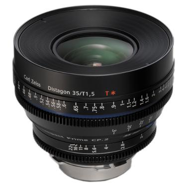 Zeiss Compact Prime CP.2 35mm/T1.5 Super Speed PL