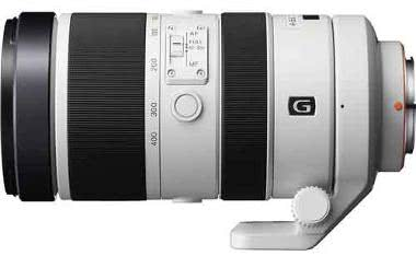 Sony 70-400mm f/4-5.6 G2 Telephoto Lens