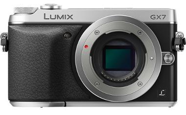 Panasonic Lumix DMC-GX7 MFT Camera
