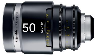 Schneider Cine-Xenar III 50mm/T2.0 (EF Mount)