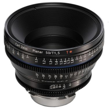 Zeiss Compact Prime CP.2 50mm/T1.5 Super Speed Micro 4/3 Mount