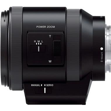 Sony E-Mount 18-200mm f/3.5-6.3 PZ OSS Alpha E-mount Lens