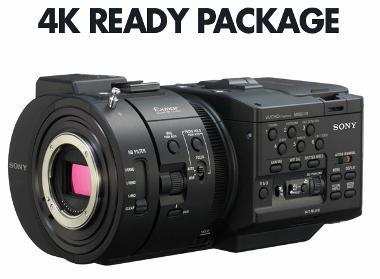 Sony NEX-FS700 4K Ready