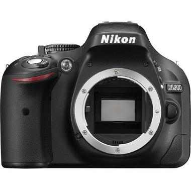 Nikon D5200 Digital SLR Camera