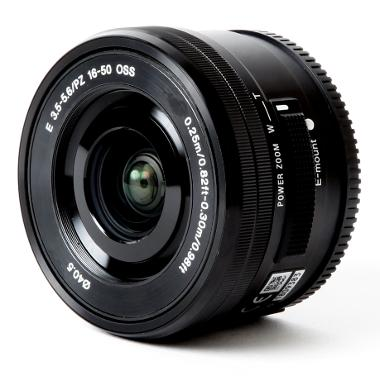 Sony 16-50mm f/3.5-5.6 OSS Alpha E-mount Retractable Zoom Lens