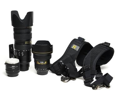 Sports Photography Essentials Package - Nikon (No Body)