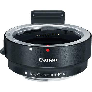 Canon EF to Canon EF-M Adapter