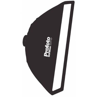 Profoto 505-704 Softbox with Removable Recessed Front - 1x4' (30.5cmx1.2m)