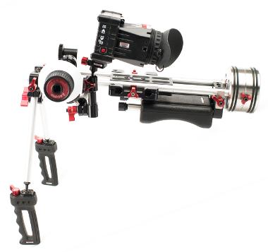 Zacuto FS100/FS700/F3 Shoulder-Mounted Support System
