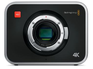 Blackmagic Production Camera 4K (EF Mount)