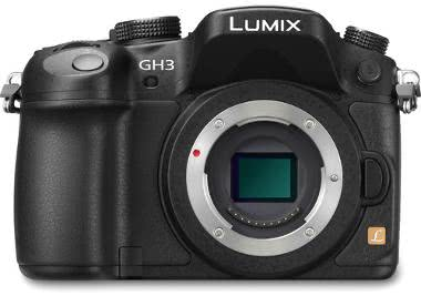 Panasonic Lumix DMC-GH3 Mirrorless Digital Camera