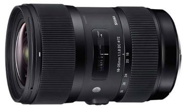 Sigma 18-35 f/1.8 DC HSM for Canon