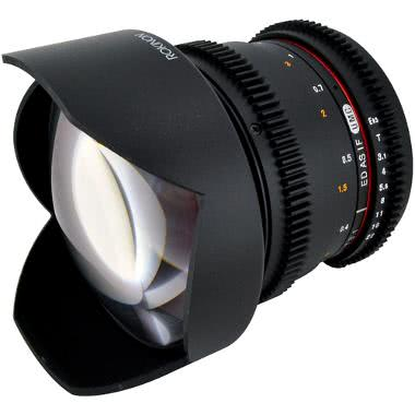 Rokinon 14mm T3.1 Cine Lens for Canon EF-Mount