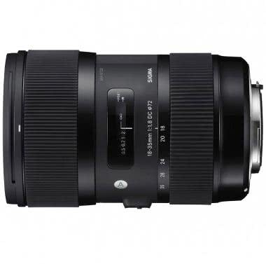 Sigma 18-35 f/1.8 DC HSM for Nikon