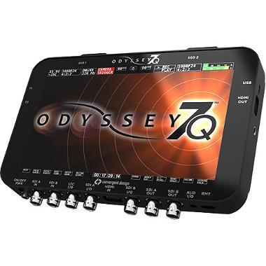 Convergent Design Odyssey7Q C500 RAW Monitor & Recorder