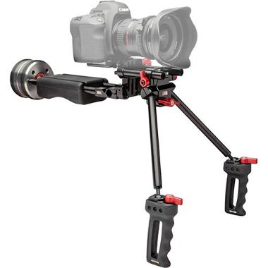 Zacuto Bolt Action Shoulder-Mounted DSLR Support System