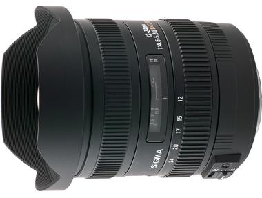 Sigma 12-24mm f/4.5-5.6 HSM II for Canon
