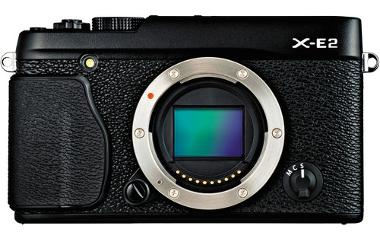 Fuji X-E2 Mirrorless Digital Camera